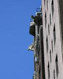Gargoyles at Gramercy Park
