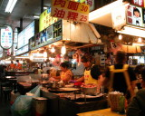 Shihlin Night Market Food Court 1