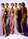 Supermodels of 80s