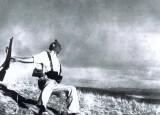 Robert Capa /1913-1954/: Death of a Loyalist Soldier, 1936