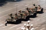 Jeff Widener /b.1956/:Tank Man, 1989