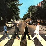 Iain S. Macmillan /1938-2006/: The Beatles, Abbey Road  alboum cover, 1969