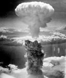 Joe Kasstatscher: Atomic Explosion over Nagasaki, 1945