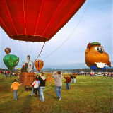 Adirondack Balloon Festival, NY, USA