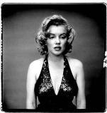 Actress Marilyn Monroe, 1957