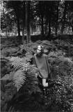 Twiggy In The Braken, 1967 © Jeanloup Sieff