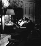 Jean Cocteau at home © Luc Fournol