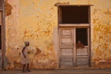 A selection of buildings in Havana and Trinidad, Cuba