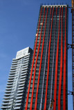 Rotterdam.the Red Apple (under construction)