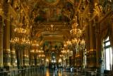 Detail of Opéra Garnier