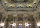 Interior of Opéra Garnier