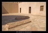 Imam's Grave on the Roof of Rustaq Fort