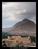 Nakhal Fort and town
