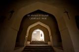 Nakhal Fort - Archs
