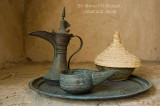 Nakhal Fort - Traditional Coffee