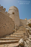 Nakhal Fort - Up to the tower
