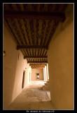 Nizwa Fort - Corridor