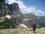 July 27, 2009 - Siyeh Bend to Many Glacier via Piegan Pass