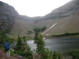 July 28, 2009 - Many Glacier to Cosley Lake