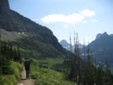 August 1, 2009 - Granite Park Chalet to Logan Pass