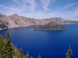 Sean and Dave visit Lassen Volcanic and Crater Lake National Parks