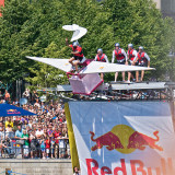 Red Bull Flugtag in Stockholm July 4, 2010