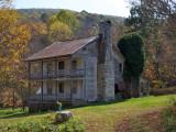 Classic Appalachian house