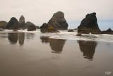 Seastacks, Crook Point, Oregon