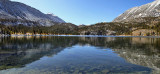 Rock Creek Lake, Sierra Nevada Mts.
