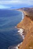 Gold Beach, OR coastline from Cape Sebastian