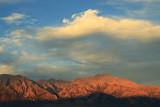 Morning Sunrise on Sierra Crest