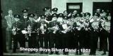 Sheppey Silver Band 1951
