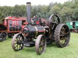 Fowler Steam Tractor - 'Tariff Queen'