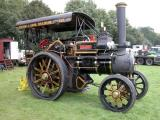Fowler Steam Tractor - 'Colleen'