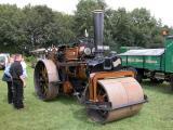 1925 Fowler Steam Roller