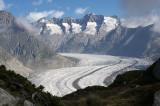 UNESCO Natural World Heritage Jungfrau - Aletsch - Bietschhorn
