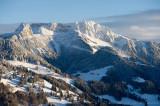 View from Les Pléiades