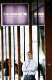 Chris Zadeh - Director Consumer Relations Binck Bank (the leading Dutch Internet bank)