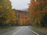 Fall Foliage - Maine or NH