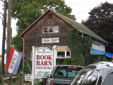 The Book Barn - Niantic, Conn.