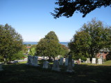 Burial Hill Cemetery - Plymouth, Mass.