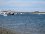 View of Plymouth Harbor - Plymouth, Mass.
