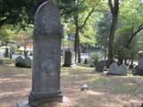 Alcott Family - Sleepy Hollow Cemetery - Concord, Mass.