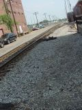 Lincoln left Springfield on these tracks not realizing that he would not return home alive.