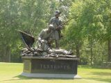Tennessee Monument is very impressive and poignant.