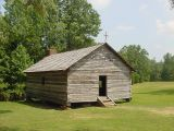 Shiloh Church (copy)  - C.S. Gen. Beauregard established  his HQ here. Shiloh means place of peace in Hebrew. Ironic, huh?
