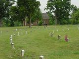 Another view of the Confederate Soldiers' Cemetery.