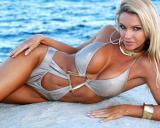 WM MVP Model Brigette Paroissien(FHM World Top 100 Swimsuit Model)  Photographer Jonathan Adler