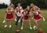Martinsville Middle School Cheerleaders 5/09