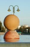 Fonte em Faro // Fountain in Faro, Algarve